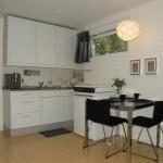 Studio Arma eettafel en keukenblok