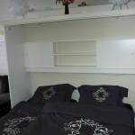 Studio Arma, bed open